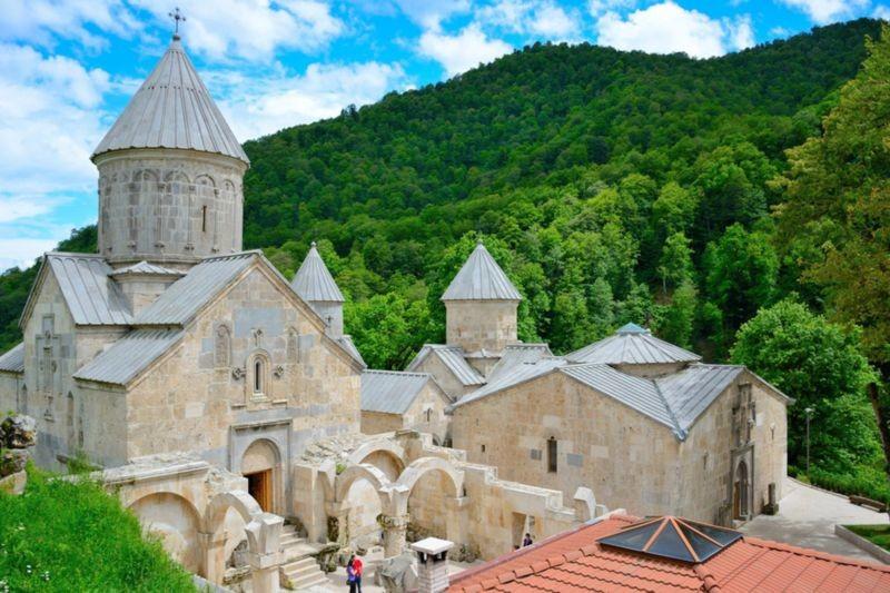 مجموعه صومعه هارقارستین