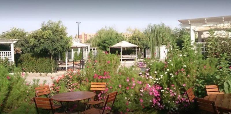 باغ رستوران نارسیس