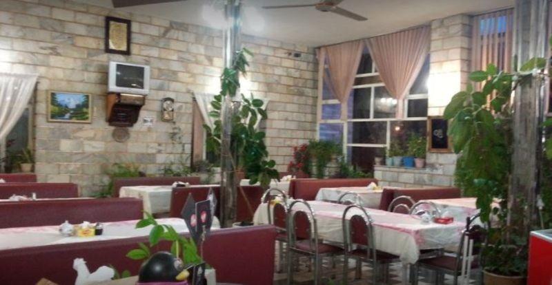 رستوران کوهستان