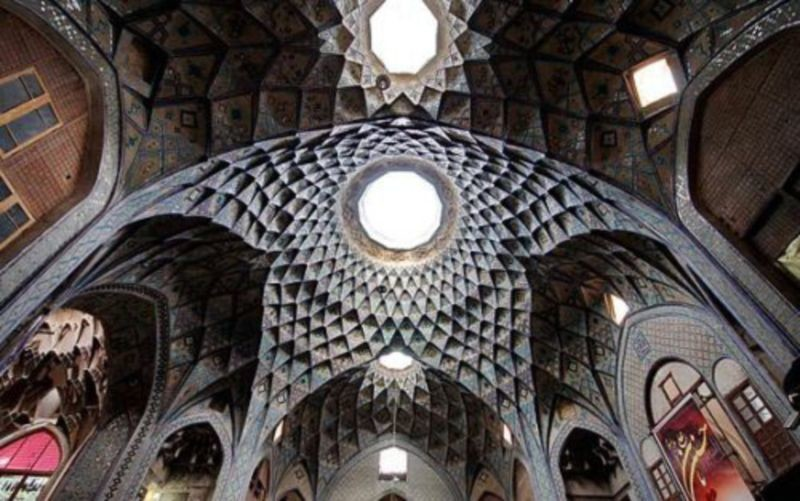 Grand Bazar of Kashan