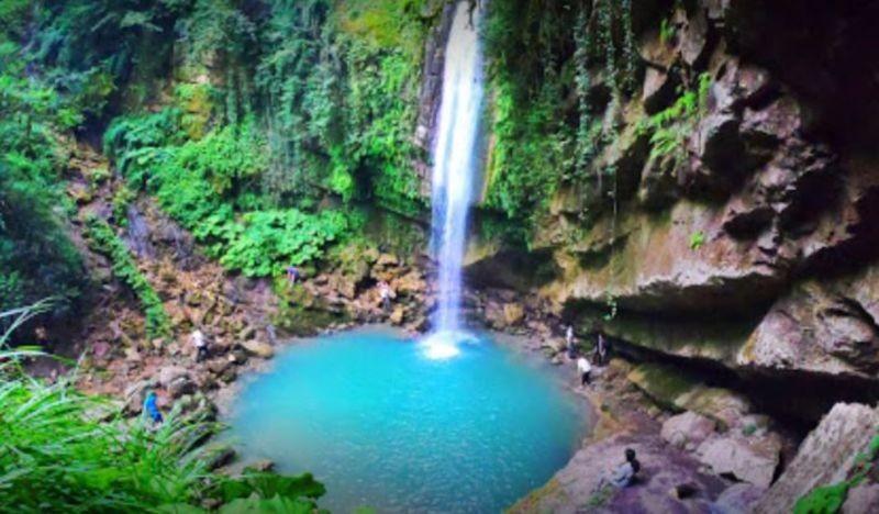 Darno Waterfall