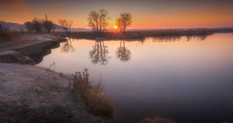 Gulamarz Lagoon