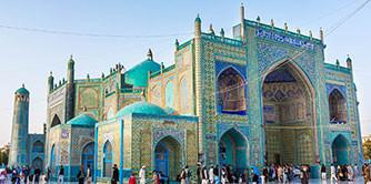 افغانستان سرزمین کهن