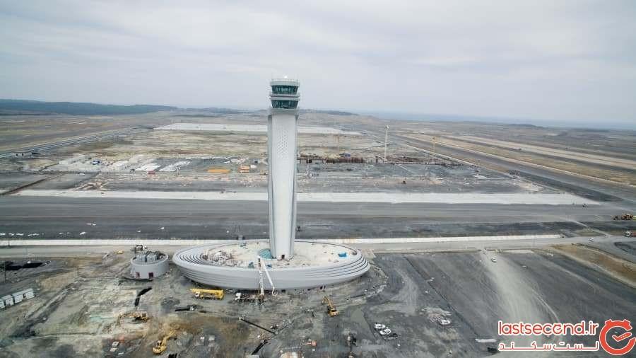 فرودگاه جدید استانبول افتتاح شد