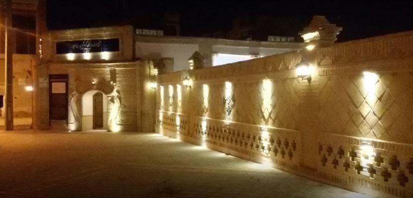 باغ موزه امیر (موزه شهر سمنان)