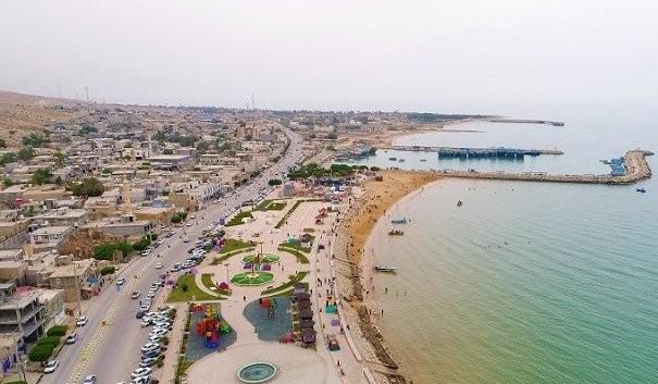 Siraf Pier