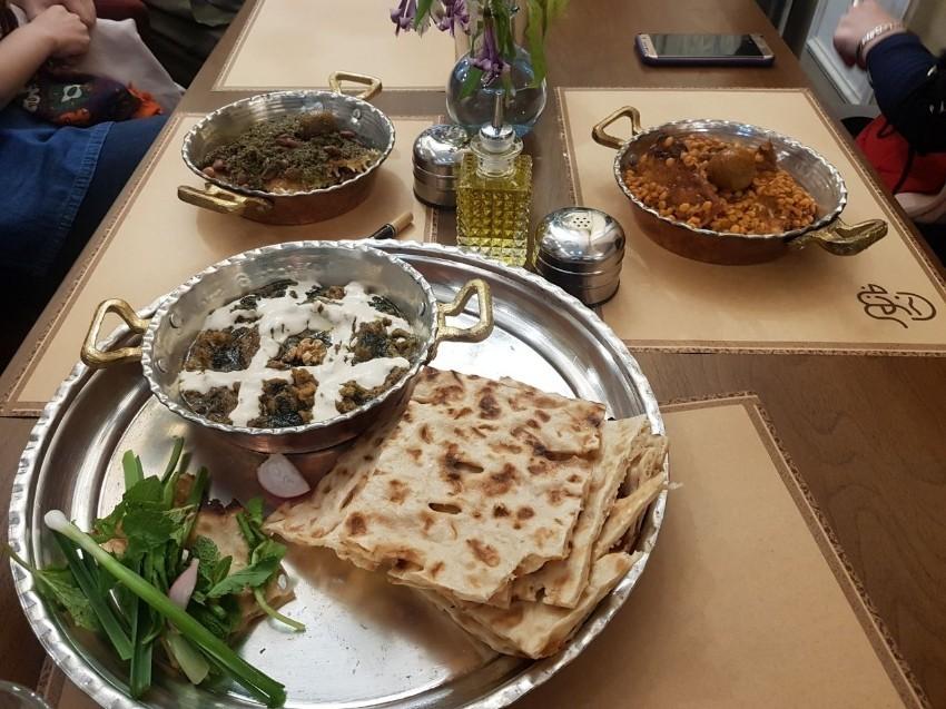 رستوران خانکوک