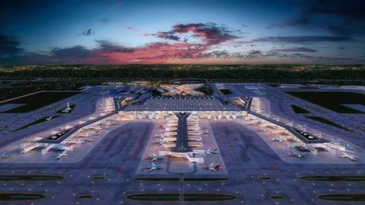 همه چیز درباره فرودگاه جدید استانبول