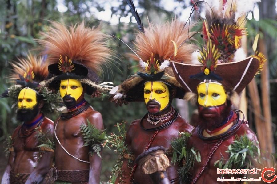 Huli Wigmen ، گینهنو