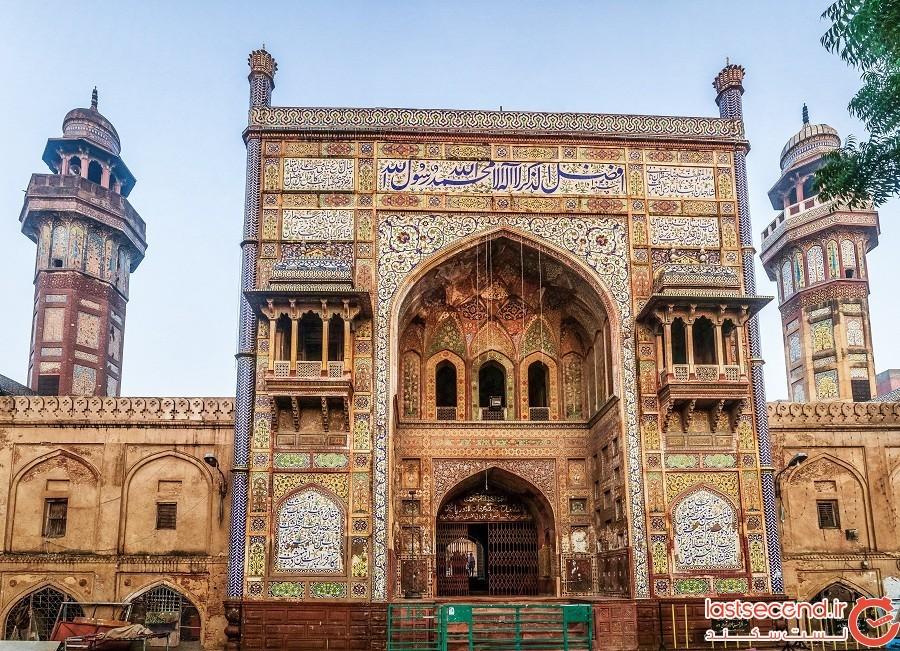 مسجد وزیر خان