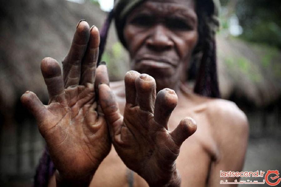 قبیله دنی در اندونزی
