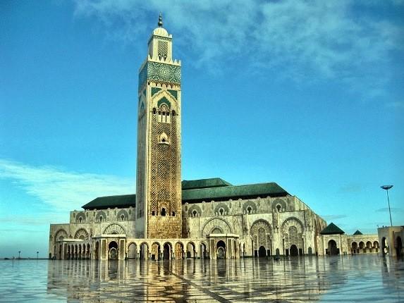 10 مسجد زیبا و خیره کننده جهان