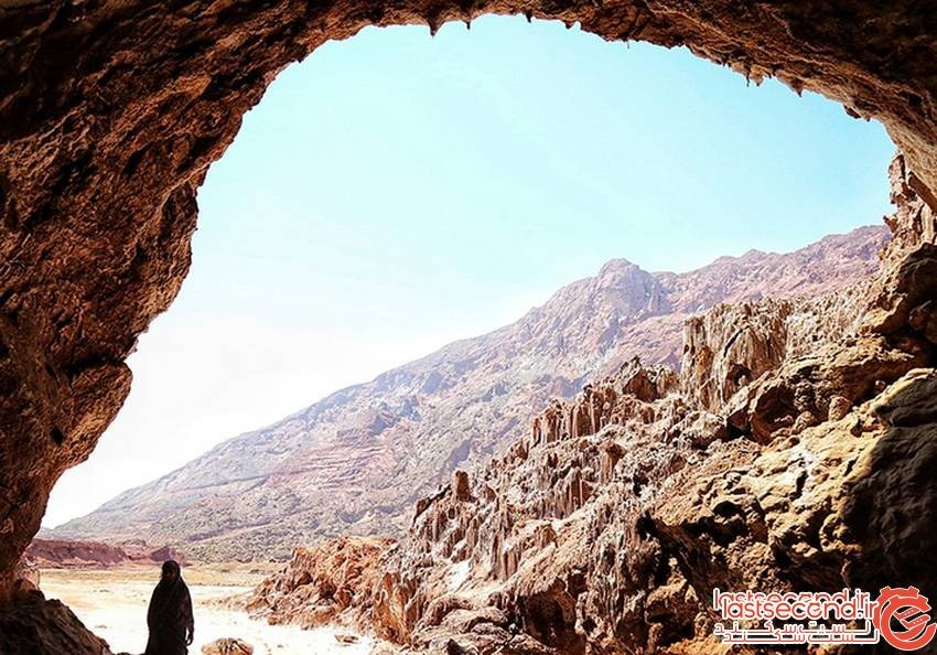 غار نمکدان قشم، دومین غار طولانی نمکی در جهان