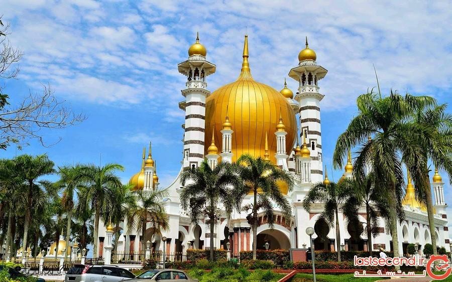 مسجد Ubudiah