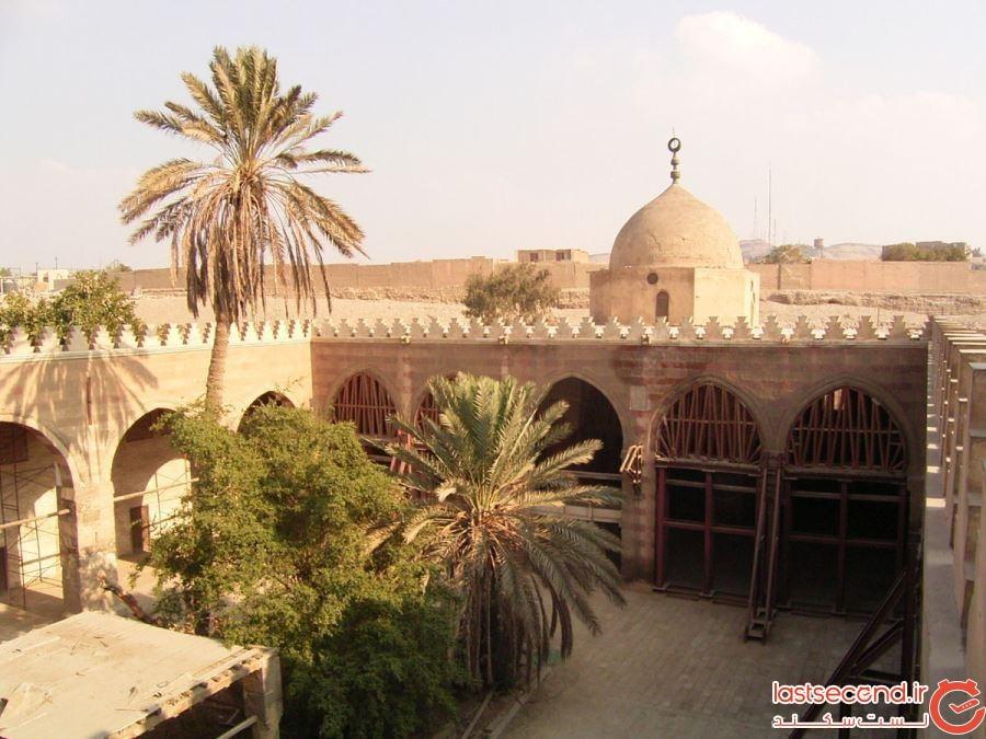 مسجد آق سنقر