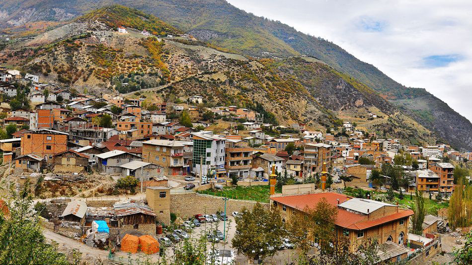 روستای زیارت، سفر به دل طبیعت گلستان