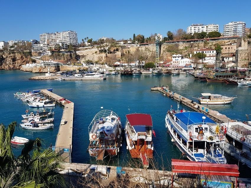 The Old Port Antalya