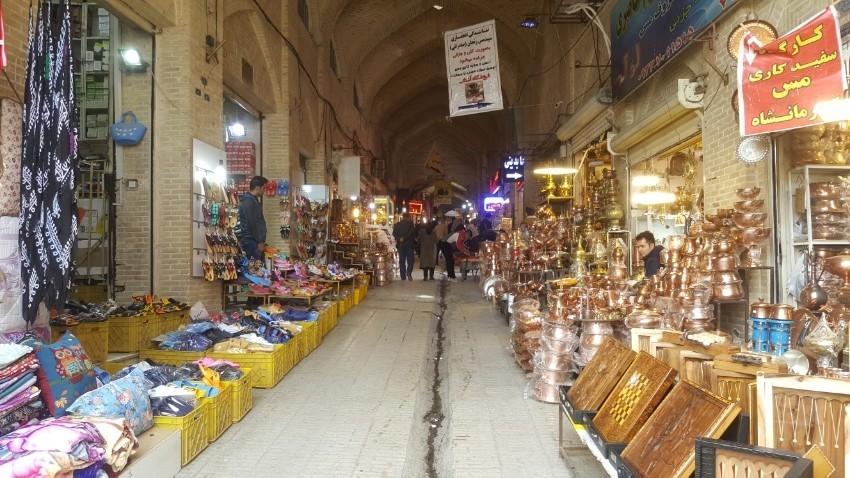 تاریکه بازار (بازار قدیمی کرمانشاه)