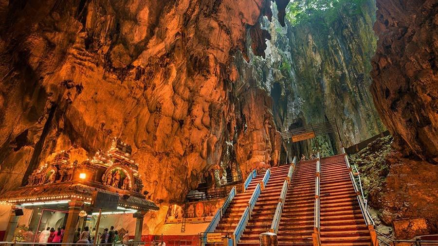 آنچه در غار باتو کوالالامپور خواهید دید