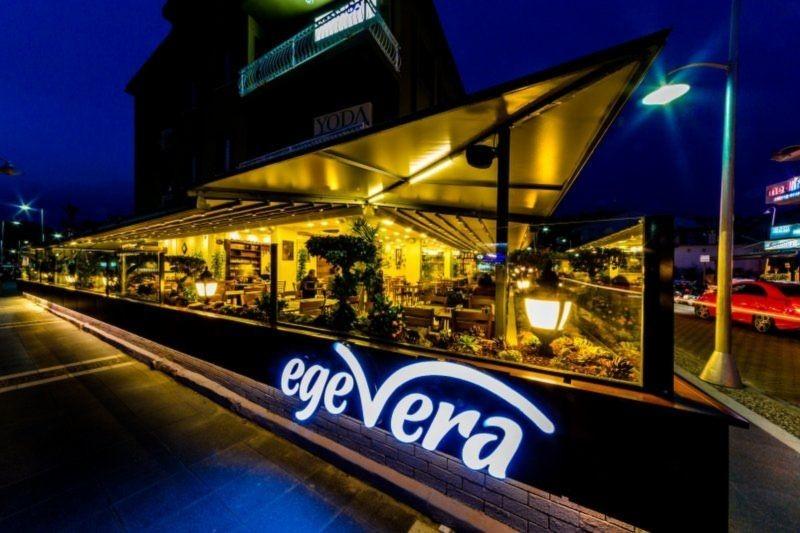 رستوران اژهورا