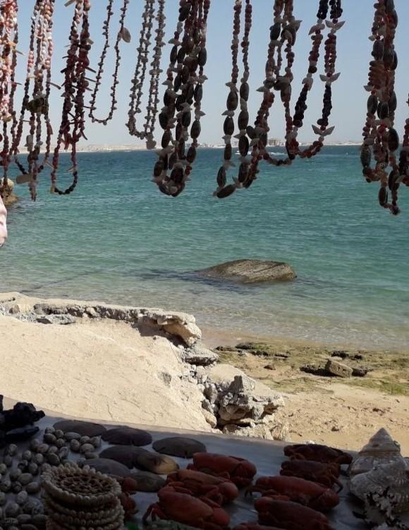 بازار ساحلی هنگام