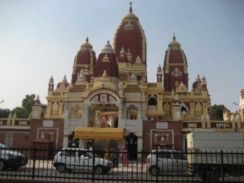 معبد بیرلا مندیر (لاکشمی نارایان)