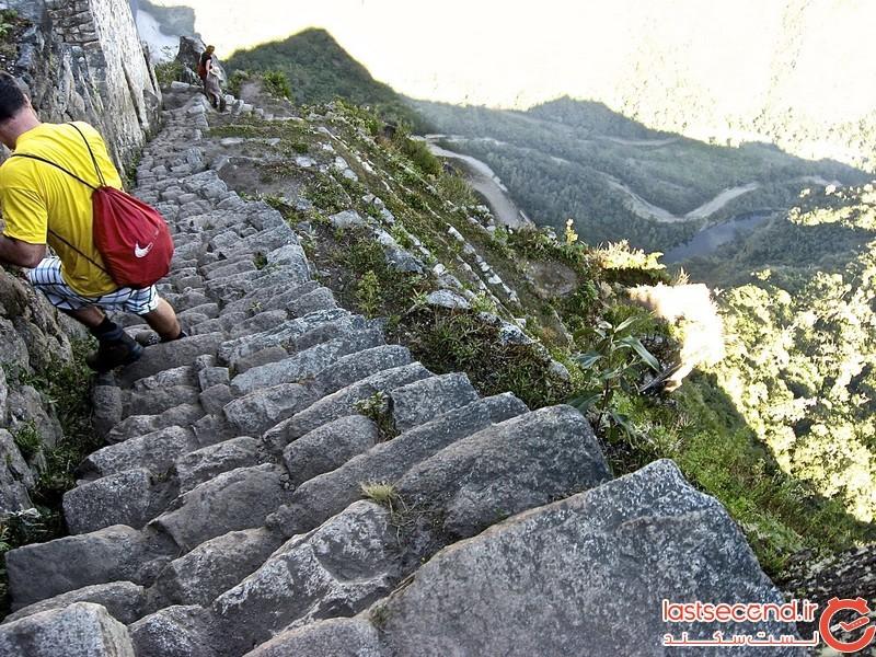پله های ماچوپیچو