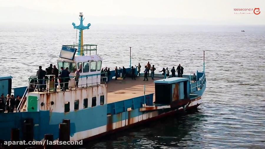 حال و روز این روزهای دریاچه ارومیه !