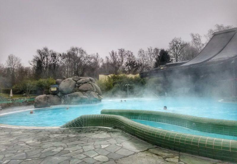 Taunus Therme Pool and Suna