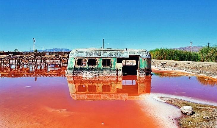 10 جاذبه گردشگری که به شکل عجیبی متروکه شدهاند