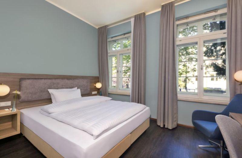 ساویگنی هتل فرانکفورت سیتی