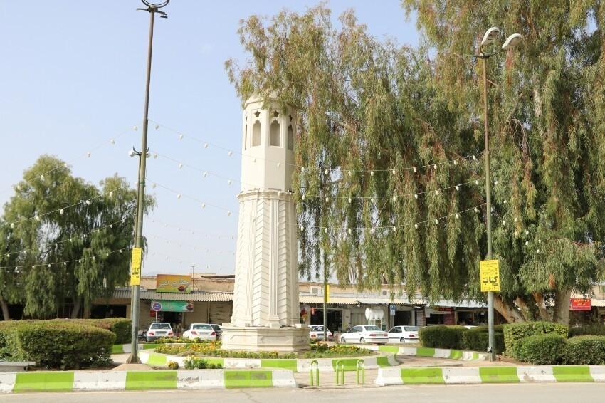 Gheysarieh Square