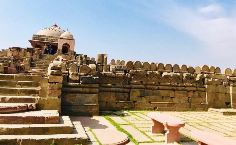 Harshat Mata Temple