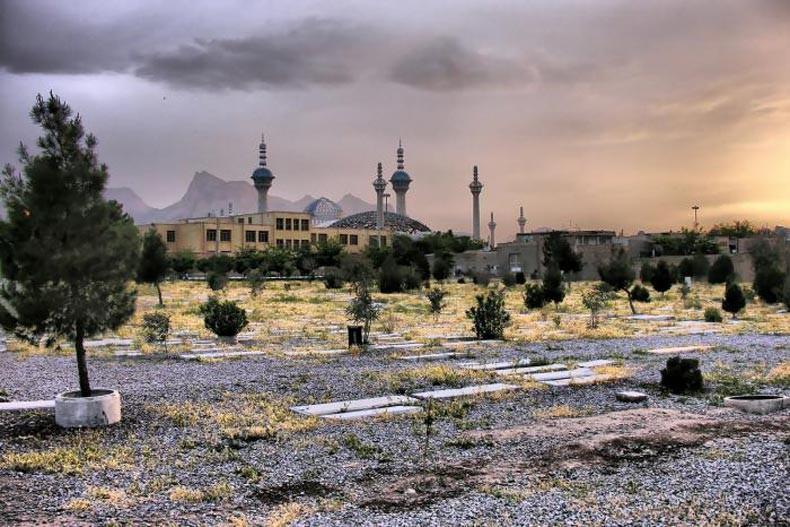 تخت فولاد، قدیمی ترین قبرستان ایران در اصفهان