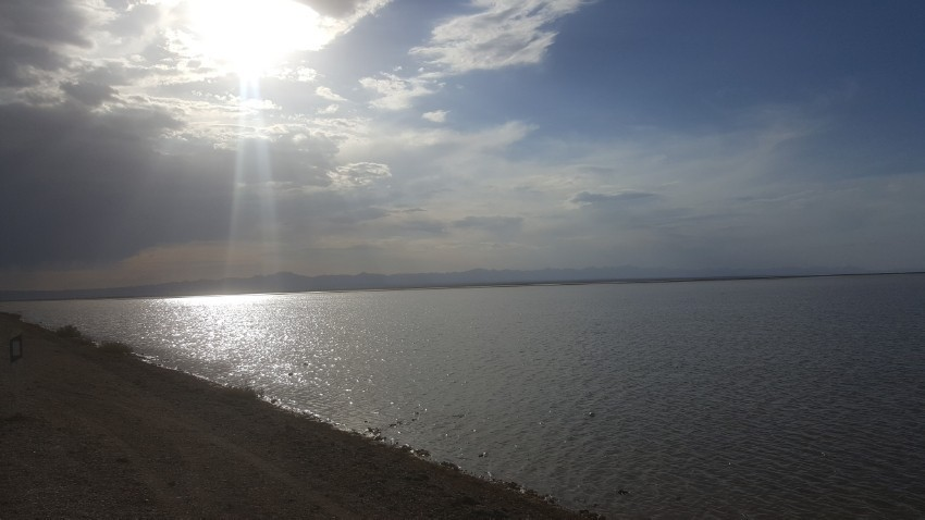 دریاچه طبس