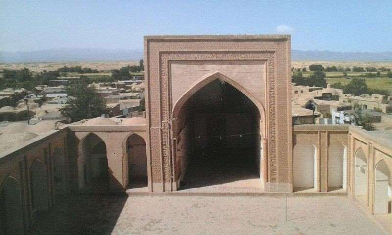Jameh Mosque of Gonabad