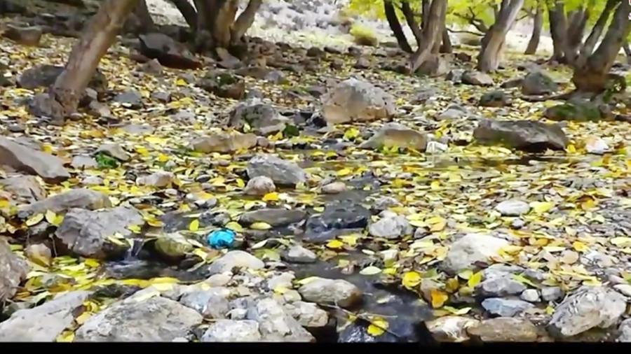 پاییز هزار رنگ خان دره