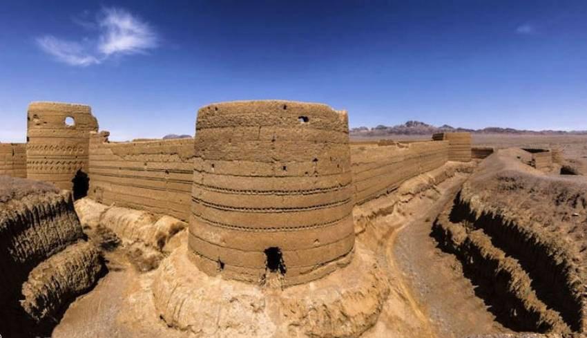 قلعه کرشاهی، دژ نظامی استان اصفهان