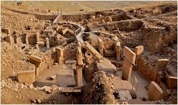 داخل اولین معبد شناختهشده در جهان کشف شد