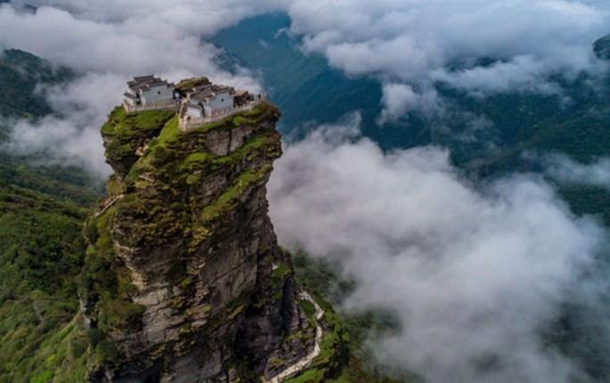 سفر به کوه فانجینگ به روایت تصویر