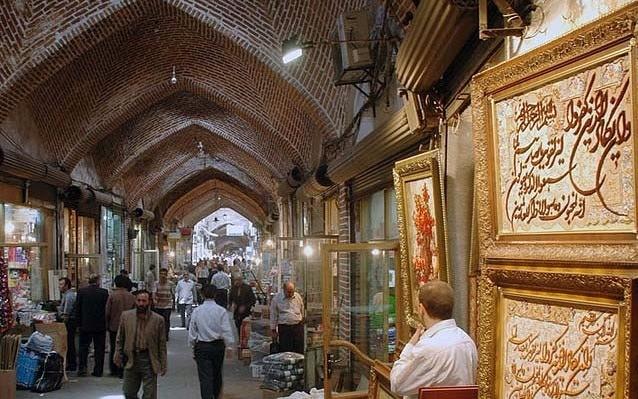 Saveh Bazaar