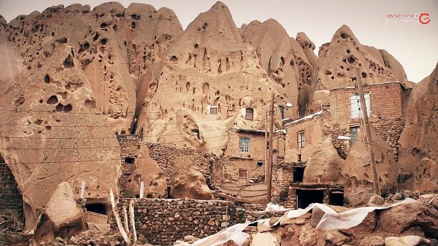 شاهکار معماری صخرهای ایران