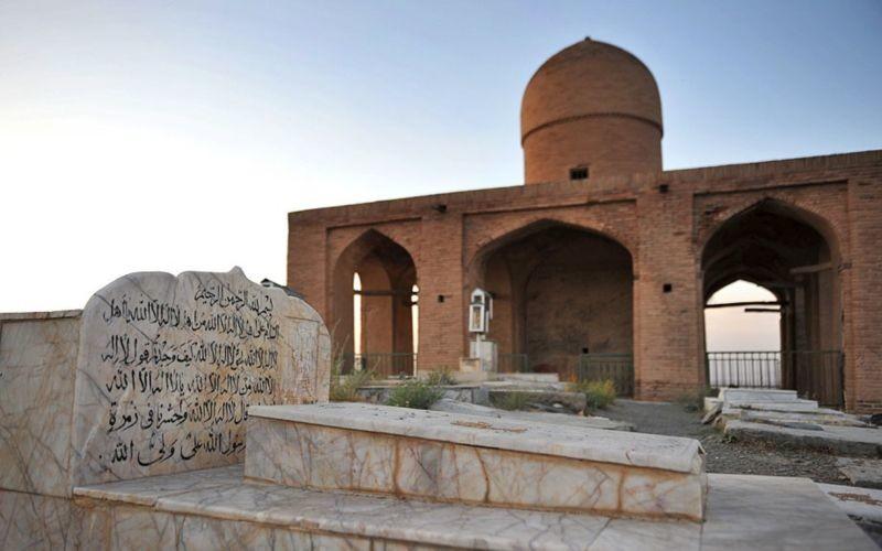 Tomb of Abdorahman Gahvarehgar