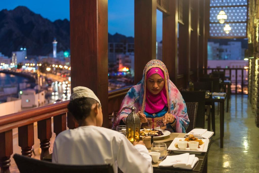 رستوران بیت ال لوبان عمانی