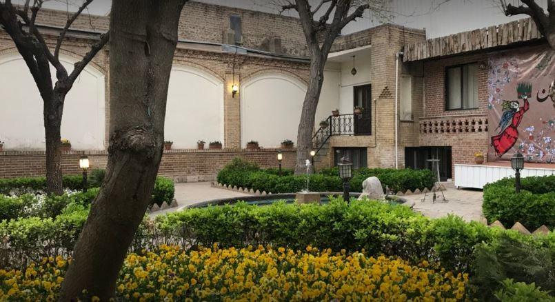 خانه تاریخی مهربان