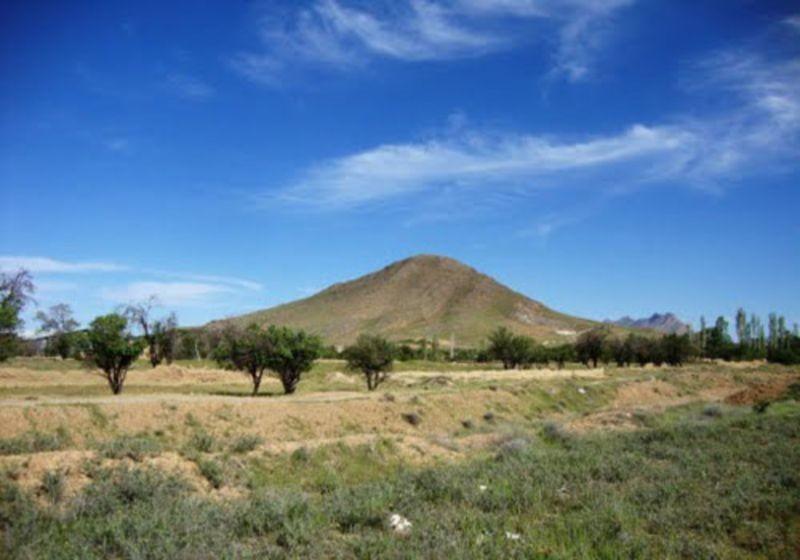 کوه بوجه