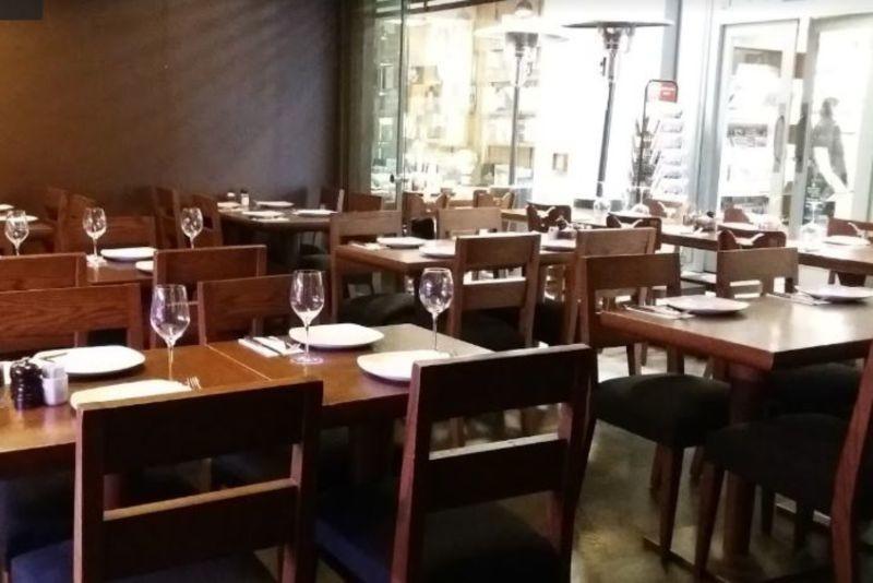 رستوران نصر-ت برگر نیسانتاسی