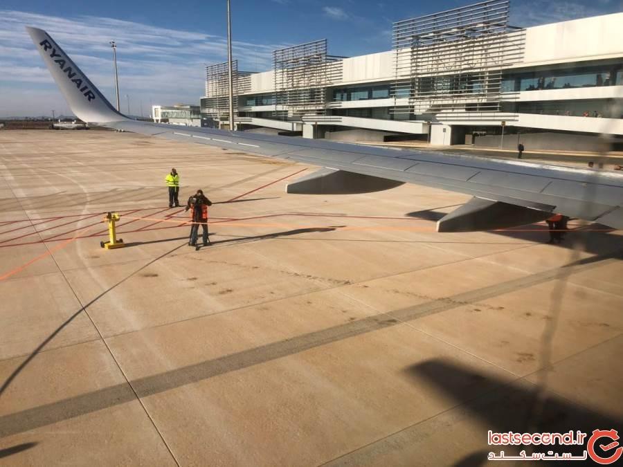 فرودگاه Murcia-Corvera، اسپانیا