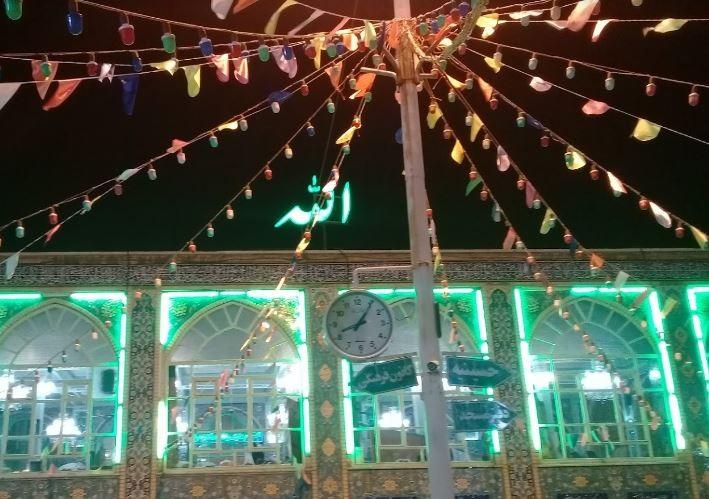 Seyedha Mosque