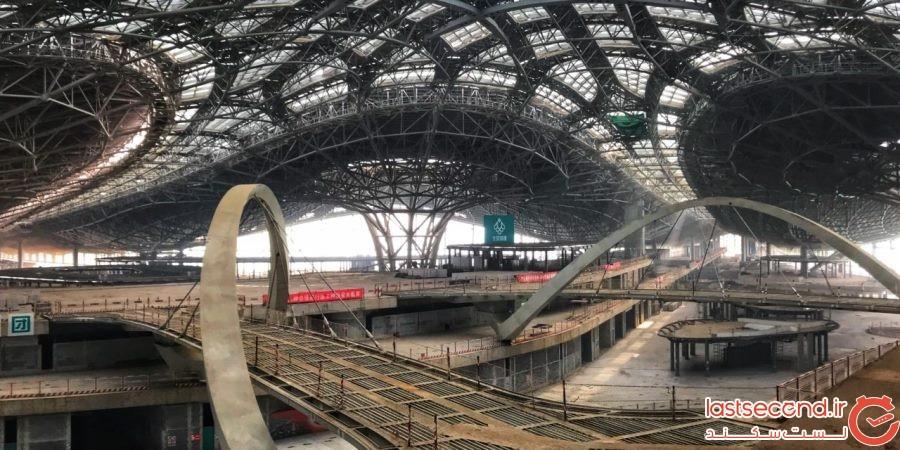فرودگاه بینالمللی Beijing Daxing، پکن چین